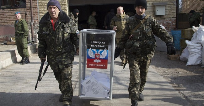 Kyiv Seems Clueless About What to do With Eastern Ukraine