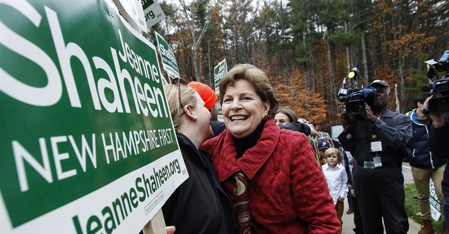 BREAKING: Jeanne Shaheen Defeats Scott Brown in New Hampshire; UPDATE: Maybe Not?; UPDATE: Brown Concedes