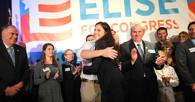 Elise Stefanik Raises 1.5M in Quarter One