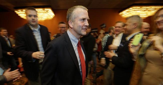 Alaska Might Soon Have Two Senators Named Dan Sullivan