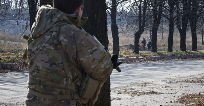 "Russia Blasts Kiev for ""Disrespecting"" Ukrainian Rebels"