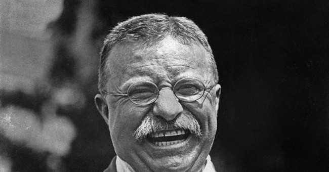 Teddy Roosevelt's 100-year-old Message to Trump's Enemies
