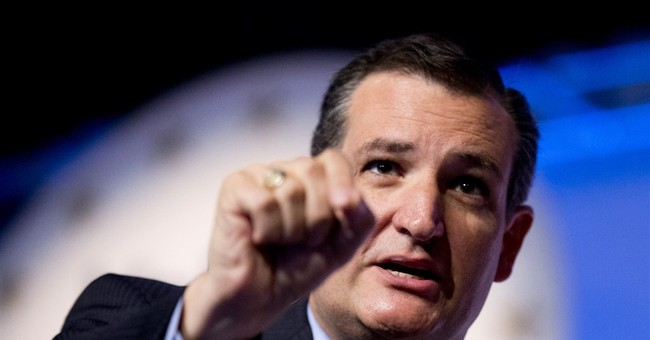 Here We Go: Ted Cruz Revs 2016 Engine