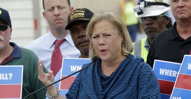 Awkward: Landrieu is Fighting to Get Her Republican Opponent's Bill Passed