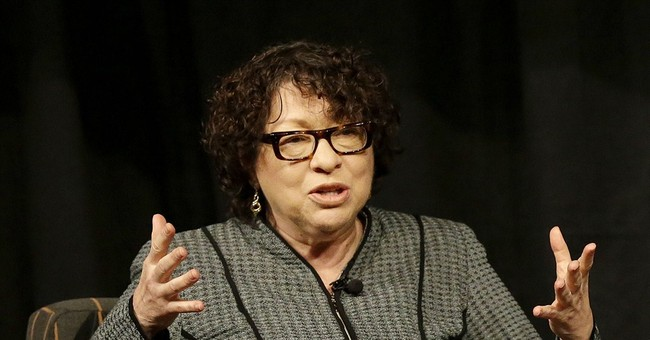 After Six Years, Sotomayor Says She Still Doesn't 'Belong' on the Supreme Court