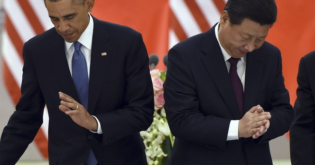 Obama is Being Economically Outmaneuvered by China