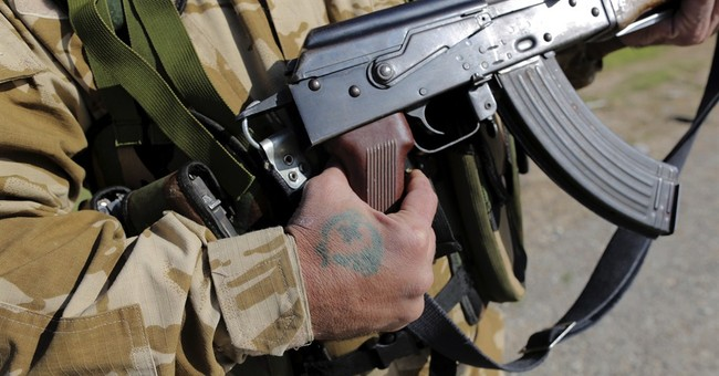 Iraqi Christian Militia Takes Up Arms Against ISIS