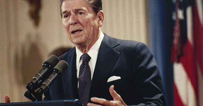 A New History on Reagan's 'Last Act'