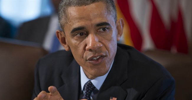 "Watch Obama Talk About How He 'Liberally Steals' Jonathan Gruber's Ideas Because He's ""Bright"""