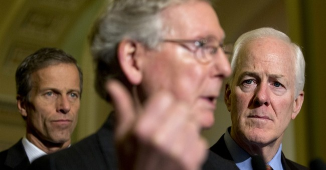 Audio: Senate GOP Considering Weakening Filibuster to Force Votes