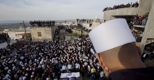 The Jewish State's Newest Hero Wasn't Jewish