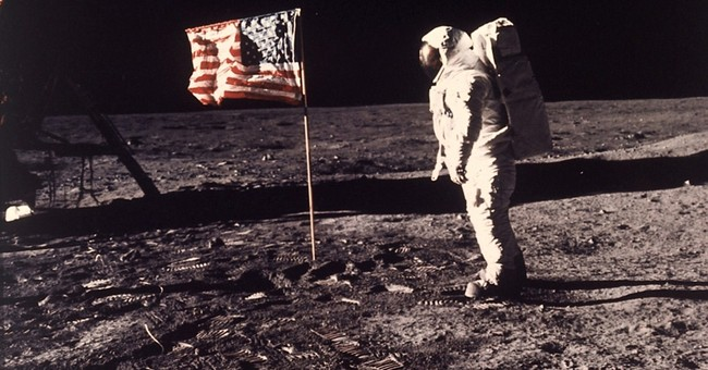 Apollo 11 And American Pride