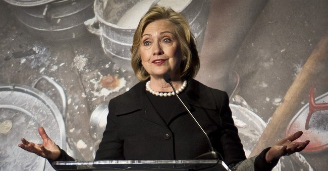 HRC at Gala: Immigration Order Affects the 'People Who Served Us Tonight'