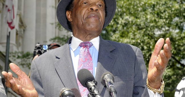 Marion Barry Legacy