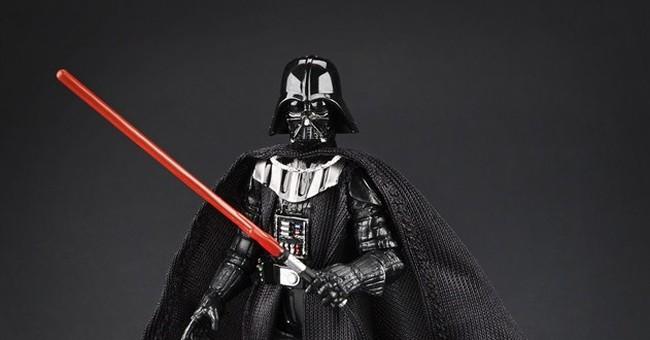 Report: Lindsey Graham is Talking to Darth Vader