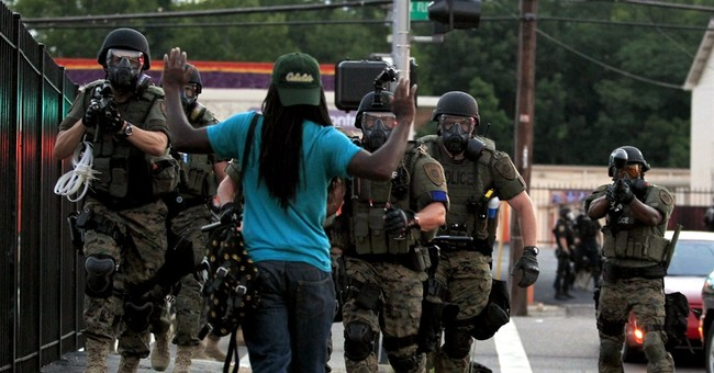 Conservative Reforms To Prevent Future Fergusons