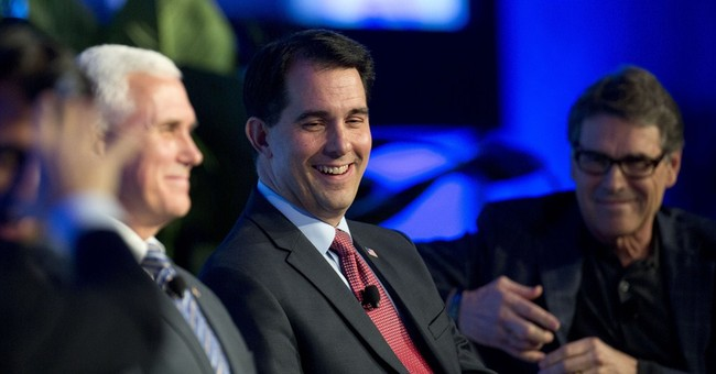 Townhall/Gravis Iowa Poll: With Romney Out, Walker Dominates GOP Field