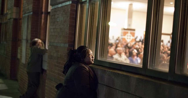 The Real Racist Conspiracy In Ferguson