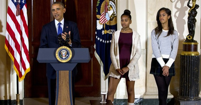 Flashback: GOP Staffer Hounded into Resignation for Critiquing Obama Daughters' Outfits, Body Language