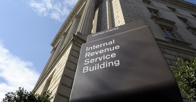 The IRS Needs More of Your Money So They Can Tax More of Your Money