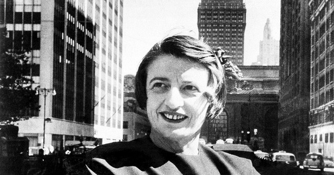 Ayn Rand At 110