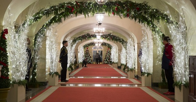 Report: Trump Cancels Media Christmas Party at White House