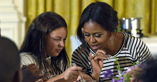 Thanks Michelle Obama: GOP Pushes For School Lunch Exemptions