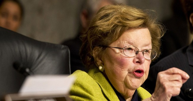 "Sen. Barbara Mikulski: ""I Will Not Be Seeking a Sixth Term"""