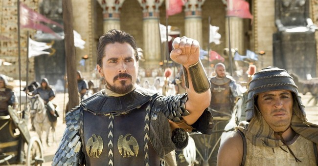 "Hollywood Finds Religion But Should Moviegoers Embrace ""Exodus?"""
