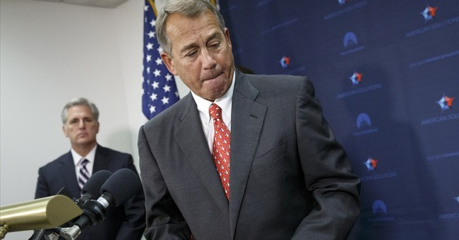 Secondary Protocol: What If Cromnibus Blows Up? UPDATE: It Didn't