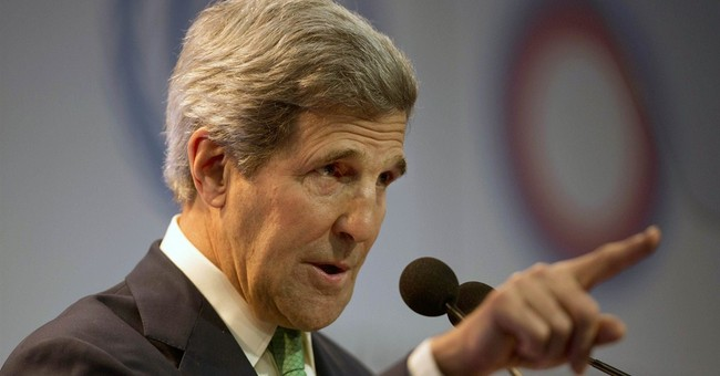 "John Kerry: Freedom of Speech ""Can Be Attacked But Never Eradicated"""