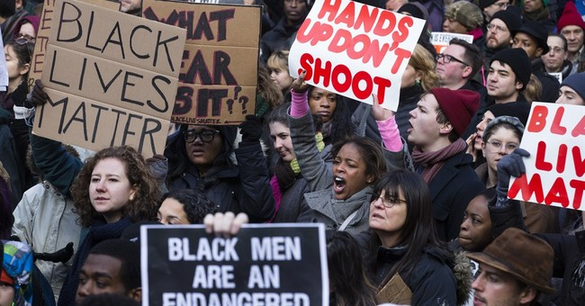 Hands Up, Won't Shoot: Black Protest Isn't Black Progress