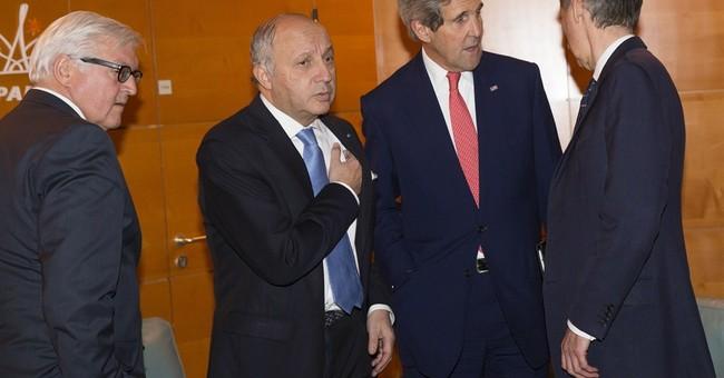 Kerry: Lose that Limp Shrimp Pink Tie!