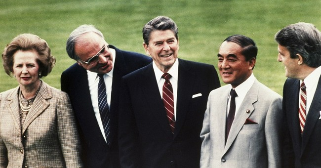 Correcting the Revisionists on the Reagan Record