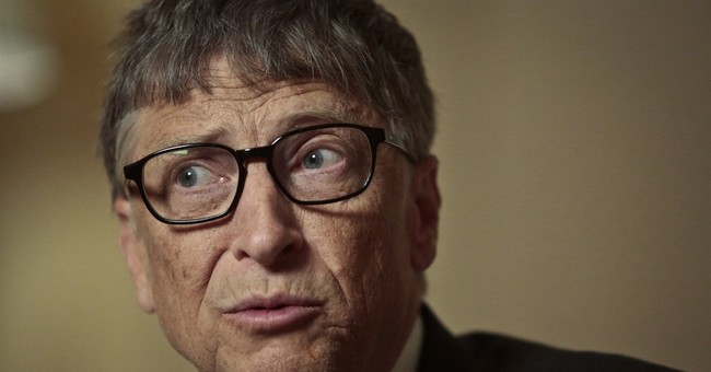 Bill Gates Is Half-Right about Tax Reform