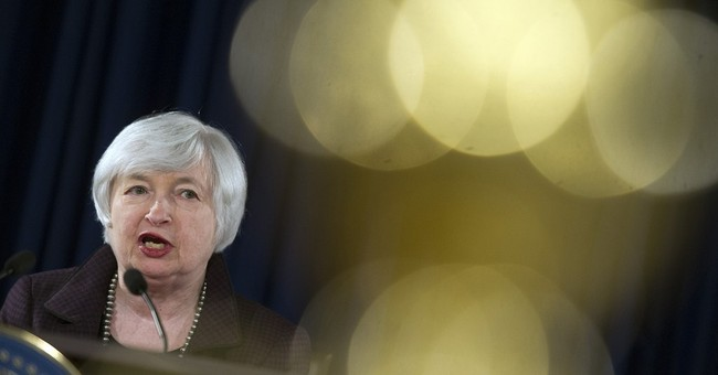 The Fed Raising Rates? No Way.