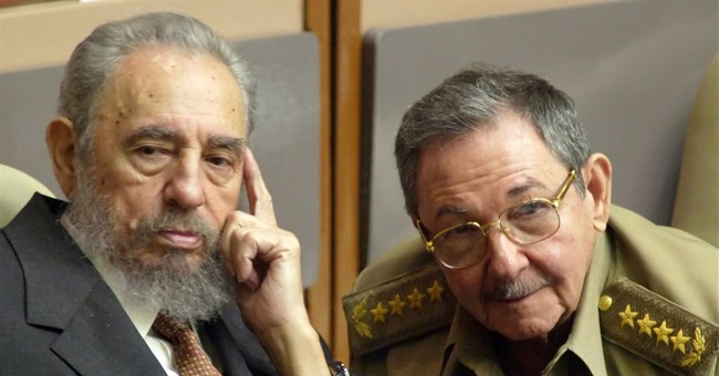 Shockingly, the Castro Brothers Don't Want to Play Nice