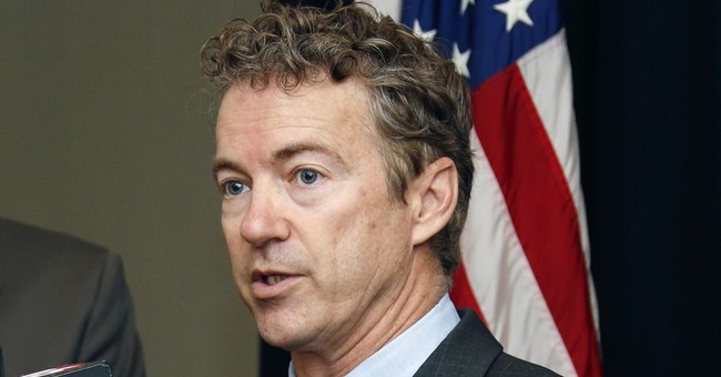 Sen. Rand Paul Hints at 2016 Run During Twitter Festivus Celebration