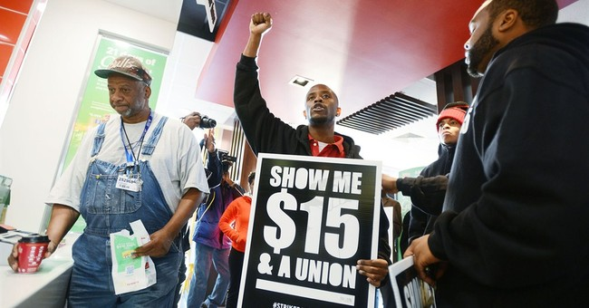 Fight for $15 Means Fight to Stay Employed