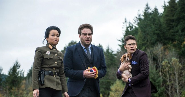 No Superheroes In 'The Interview' Capitulation