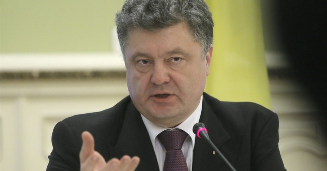 Ukraine Sets Moves Toward Joining NATO