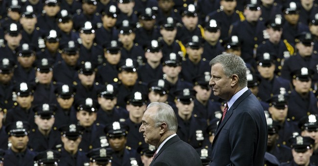 The NYPD Turned Its Back On Liberalism