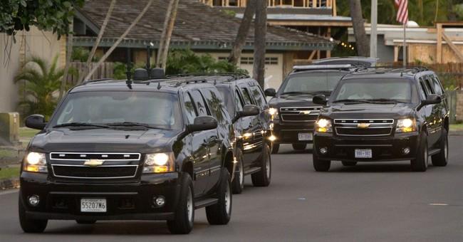 Obama Motorcade Speeds Past Infamous Phoenix VA Center, Angering Veterans