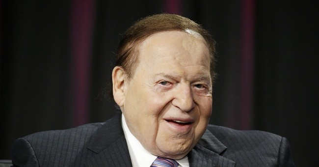 'True American Life': Conservative Titan Sheldon Adelson Has Died