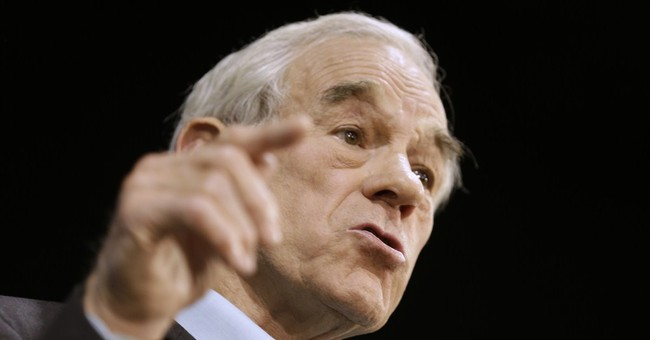 Ron Paul: I'm Not Voting For Trump