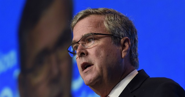 Jeb Bush Has a 25 Percent Chance of Winning the Nomination