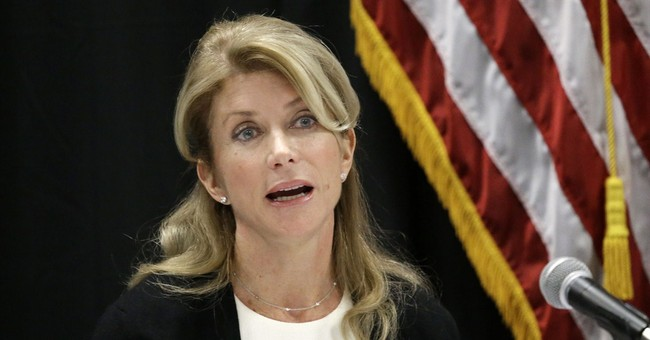 Wendy Davis Regrets Her 'Quick Decision' on Supporting Open Carry