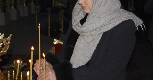 A Flickering Flame of Faith in Sochi's Oldest Orthodox Church
