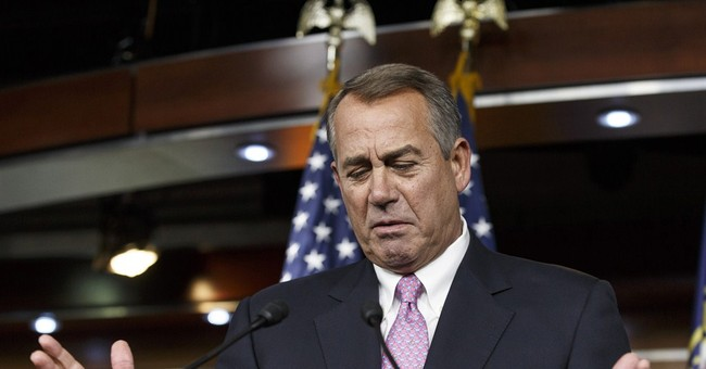 Speaker Boehner's Awful Plan To Increase The Debt