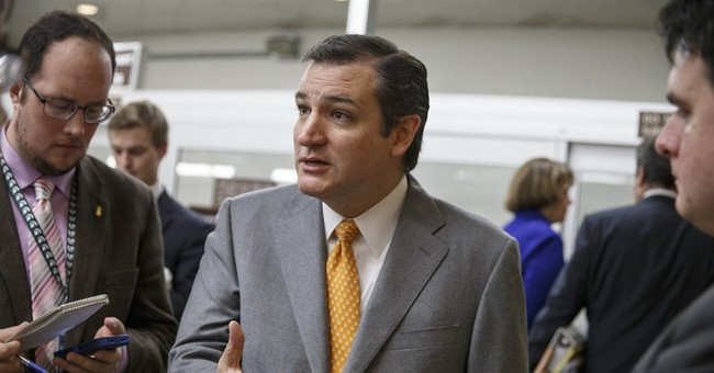 Cruz: Here's an Idea, Why Doesn't Obama Apologize During His SOTU Address?